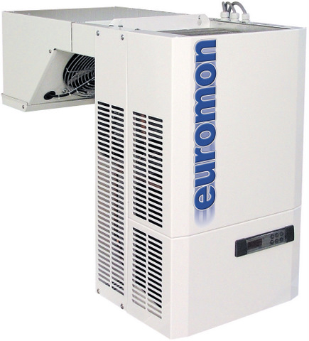 Euromon hang in klimaat totaal koeltechniek - Groupe monobloc chambre froide ...