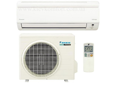 DAIKIN AIRCO 2,5 KW SINGLE SPLIT