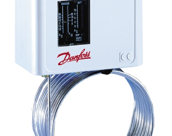 DANFOSS KP THERMOSTATEN THERMOSTATS