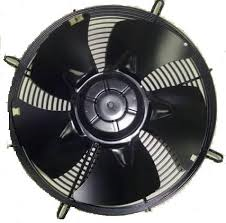 Ebm papst ventilatoren fanmotor klimaat totaal for Ebm papst fan motor