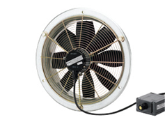 ROLLER DZS VENTILATOR FAN