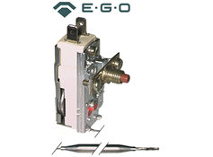 EGO 55.145 SERIE SAFETY THERMOSTAT SICHERHEITSTHERMOSTAT MAXIMAALTHERMOST.